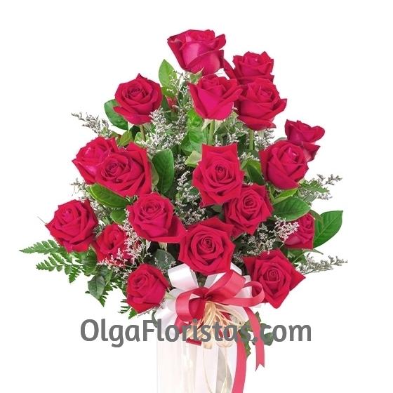 Ramo de 18 Rosas